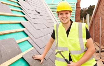 find trusted Garn Swllt roofers in Swansea